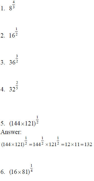 math worksheet : worksheet on rational : Fractional Exponents Worksheets